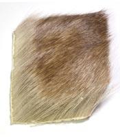 Caribou Hair<br>Dark Short from W. W. Doak