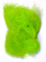 Seal's Fur<br>Chartreuse from W. W. Doak