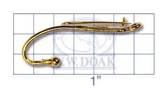 Salmon Fly Brooch Pins from W. W. Doak
