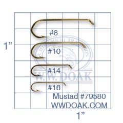 Mustad #79580 from W. W. Doak