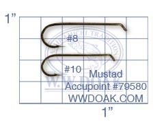 Mustad Accupoint #79580 from W. W. Doak