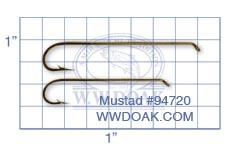 Mustad #94720 from W. W. Doak