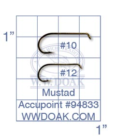 Mustad Accupoint #94833 from W. W. Doak