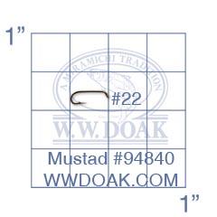Mustad #94840 from W. W. Doak