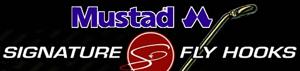 Mustad Fly Hooks from W. W. Doak