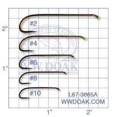 Mustad Signature L87-3665A from W. W. Doak