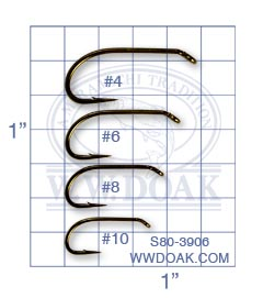 Mustad Signature S80-3906 from W. W. Doak