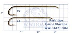 Partridge Carrie Stevens<br>Code CS15 from W. W. Doak