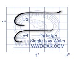 Partridge Single Low Water<br>Code N from W. W. Doak