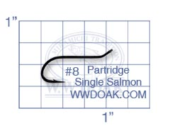 Partridge Single Salmon<br>Code M from W. W. Doak