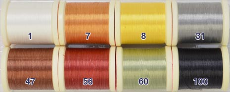 Danville 3/0 Monocord Thread - Unwaxed from W. W. Doak