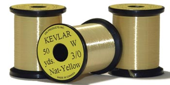 UNI 3/0 Kevlar Thread from W. W. Doak