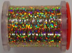 Holographic Tinsel from W. W. Doak