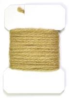 Sparkle Yarn<br>Dark Tan from W. W. Doak