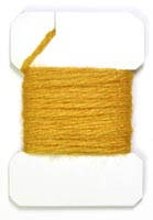 Sparkle Yarn<br>Gold from W. W. Doak