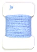 Sparkle Yarn<br>Light Blue from W. W. Doak