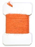Sparkle Yarn<br>Orange from W. W. Doak