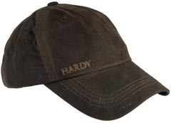 Hardy Waxed Hat from W. W. Doak