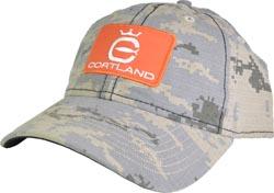 Cortland Hat<br>Camo from W. W. Doak
