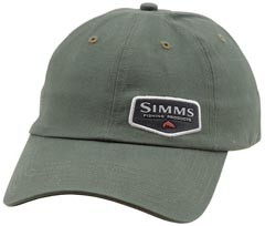Simms Oil Cloth Hat from W. W. Doak