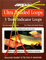 Airflo Ultra Braided Trout Indicator Loops from W. W. Doak