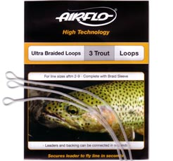 Airflo Ultra Braided Loops from W. W. Doak