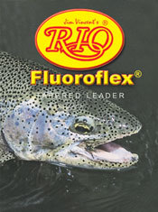 Rio Fluoroflex Steelhead Tapered Leaders from W. W. Doak