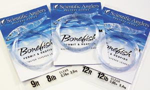 Scientific Anglers Saltwater<br>Knotless Tapered Leaders from W. W. Doak