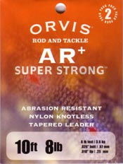 Orvis Super Strong AR+<br>10 ft. Knotless Tapered Leader from W. W. Doak