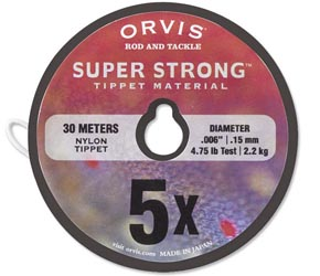 Orvis Super Strong Tippet from W. W. Doak