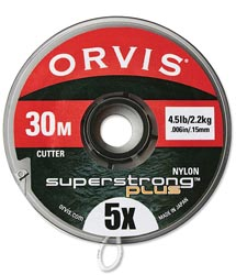 Orvis Super Strong Plus Tippet from W. W. Doak
