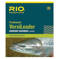 Rio Freshwater VersiLeader<br>10 Foot from W. W. Doak