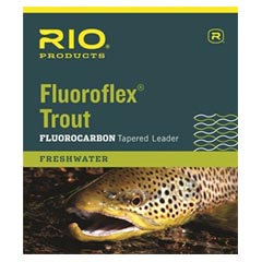 Rio Fluorflex Trout Knotless Leader from W. W. Doak
