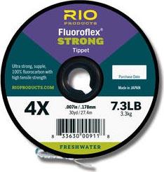 Rio Fluoroflex® Strong Tippet from W. W. Doak