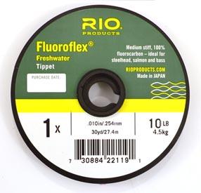 Rio Fluoroflex® Tippet from W. W. Doak