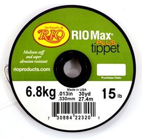 RIOMax® Plus Tippet from W. W. Doak
