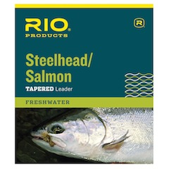 Rio Steelhead / Atlantic Salmon<br>Knotless Tapered Leader from W. W. Doak