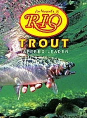 Rio Knotless Trout Leader from W. W. Doak
