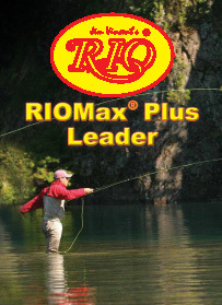 RIOMax® Plus Tapered Leader from W. W. Doak
