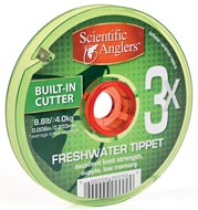 Scientific Anglers<br>Freshwater Tippet Material from W. W. Doak