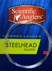 Scientific Anglers Steelhead/Salmon<br>10 ft. Knotless Tapered Leader from W. W. Doak