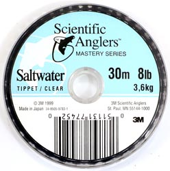 Scientific Anglers<br>Saltwater Tippet from W. W. Doak