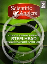 Scientific Anglers Steelhead/Salmon<br>9 ft. Knotless Tapered Leader from W. W. Doak