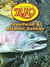 Rio Steelhead & Atlantic Salmon Knotless Leader from W. W. Doak