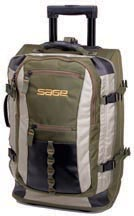 Sage Carry On Roller Duffel from W. W. Doak