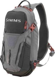 Simms Freestone Ambidextrous Tactical Fishing Sling Pack from W. W. Doak