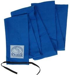 W. W. Doak Flannel 2 Piece Rod Bag from W. W. Doak