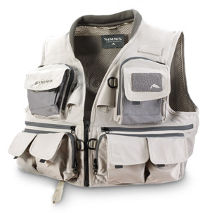 Simms Guide Vest<br><em>2012 Style</em> from W. W. Doak