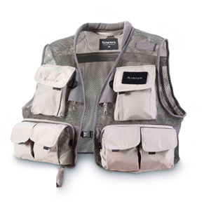 Simms Headwaters Mesh Vest<br><em>2012 Style</em> from W. W. Doak