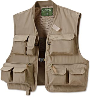 Orvis Clearwater Vest from W. W. Doak
